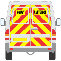 Mercedes Sprinter 2000 on Low Roof Full Height (MSPR003)