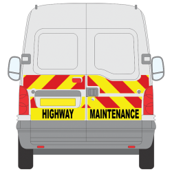Renault Master 2004 - 2010 Half Height (RMAS001)