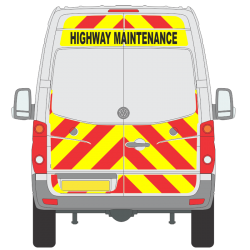 VW Crafter 2006 on Full Height No Windows (VCRA001)