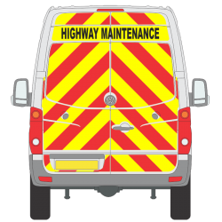 VW Crafter 2006 on High Roof Full Height (VCRA003)