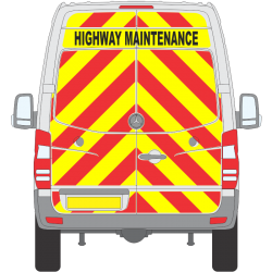 Mercedes Sprinter 2006 on High Roof Full Height (MSPR005)