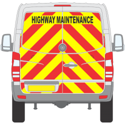 Mercedes Sprinter 2006 on Low Roof Full Height (MSPR008)