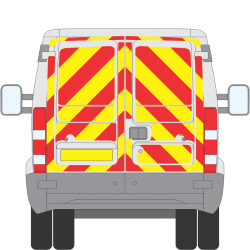 Iveco Daily 2006 - 2012 Low Roof Full Height (IDAI008)