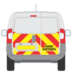 Peugeot Bipper 2008 on Half Height (PBIP003)