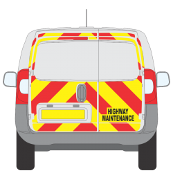 Peugeot Bipper 2008 on Full Height No Windows (PBIP002)