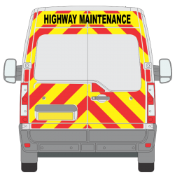 Renault Master 2010 on H2 Full Height No Windows (RMAS007)