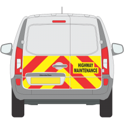 Mercedes Citan 2012 on Half Height Magnetics (MCIT005)