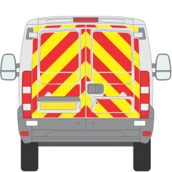 Iveco Daily 2012 - 2014 Low Roof Full Height (IDAI014)