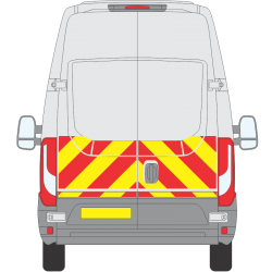 Iveco Daily 2014 on H3 Half Height (IDAI021)