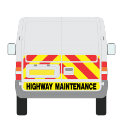 Ford Transit 2000-2006 Low Roof Half Height (FTRA006)