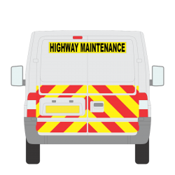 Ford Transit 2006 - 2014 Low Roof Half Height (FTRA016)