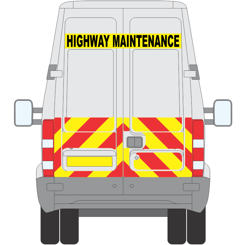 Iveco Daily 2006 - 2012 Half Height (IDAI004)