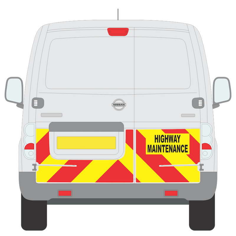 Nissan NV200 2009 on Half Height (NNV2003)