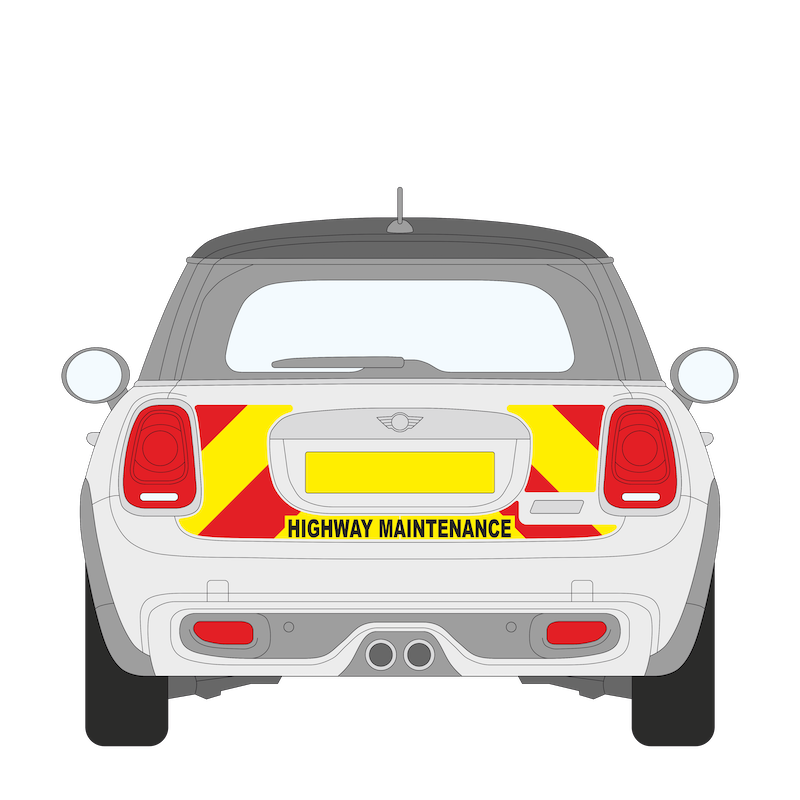 Mini Cooper F55 Magnetics 2014 on (MICO001)
