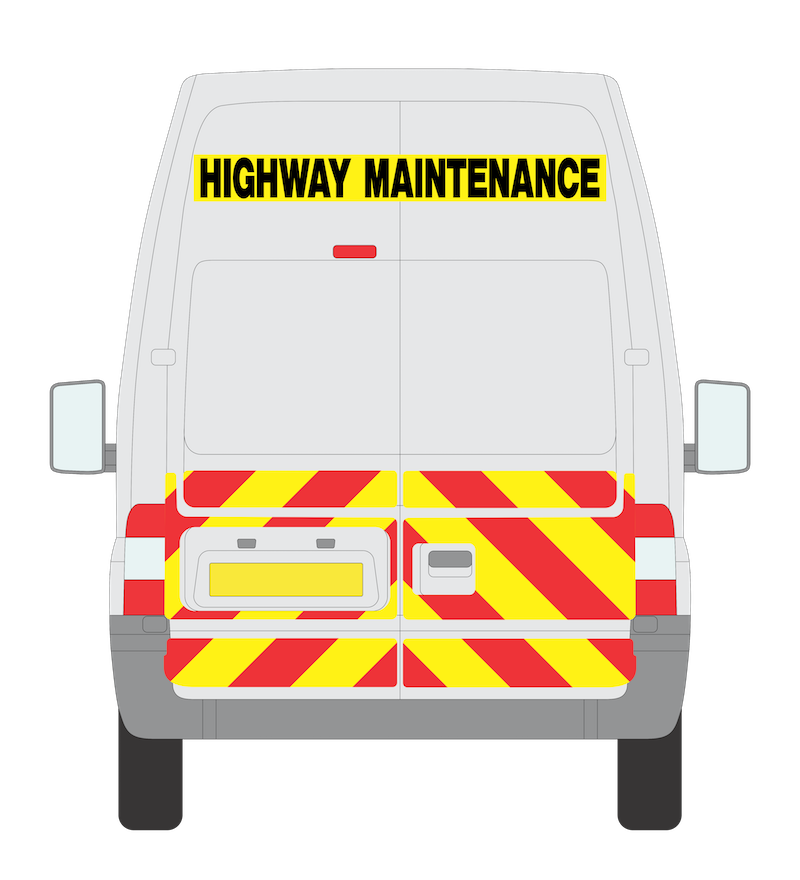Ford Transit 2006 - 2014 High Roof Half Height (FTRA013)