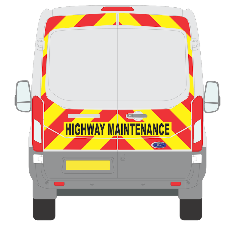 Ford Transit 2014 on H2 Full Height No Windows (FTRA023)
